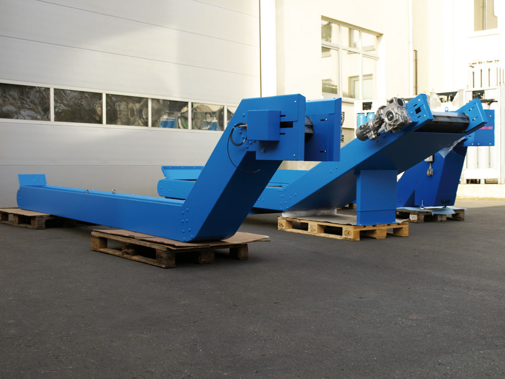 Link - Scraper chain conveyor