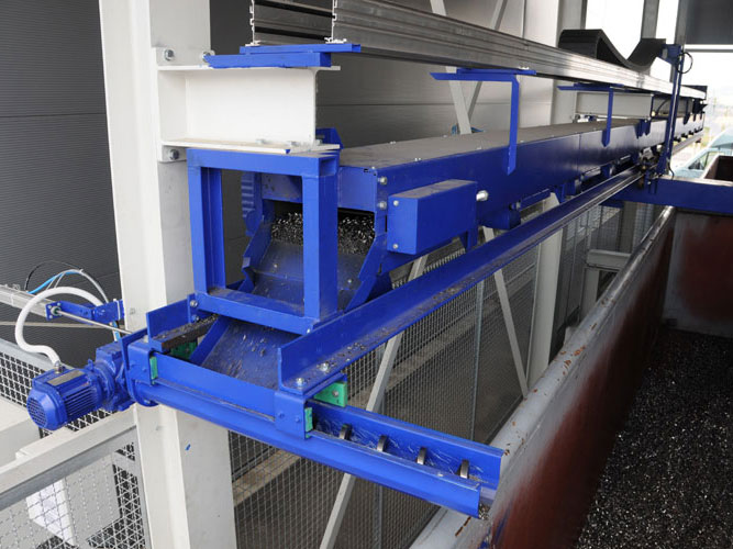 Link - Screw conveyor